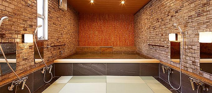 大浴場 写真